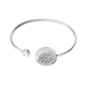 Picture of Filigree Essential Oil Cuff Small